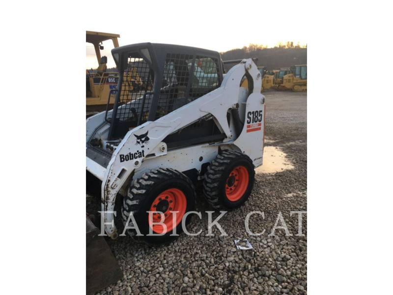 BOBCAT MINICARGADORAS S185 equipment  photo 7