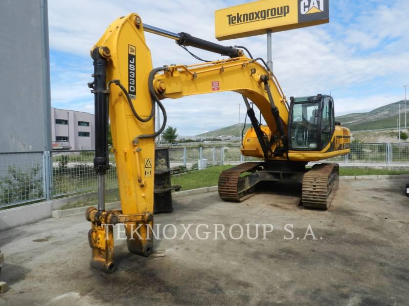 JCB KOPARKI GĄSIENICOWE JS330NC equipment  photo 1