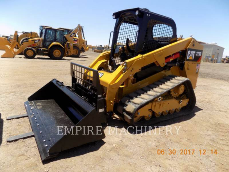 CATERPILLAR CARGADORES MULTITERRENO 279D equipment  photo 1