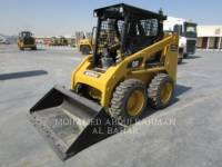 Equipment photo CATERPILLAR 216 B SERIES 3 滑移转向装载机 1