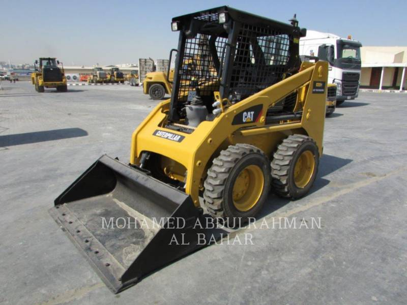 CATERPILLAR SKID STEER LOADERS 216 B SERIES 3 equipment  photo 1