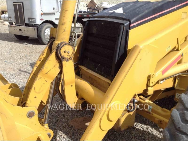 CATERPILLAR RETROEXCAVADORAS CARGADORAS 420D 4WDE equipment  photo 11