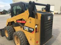 CATERPILLAR SKID STEER LOADERS 242D equipment  photo 4