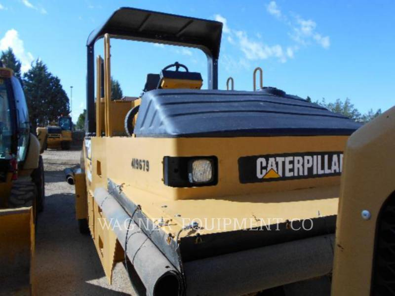 CATERPILLAR COMPACTADORES CON RUEDAS DE NEUMÁTICOS PS-360C equipment  photo 4