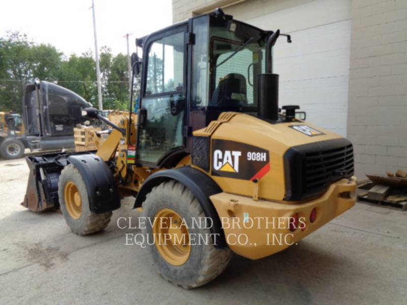 CATERPILLAR PALE GOMMATE/PALE GOMMATE MULTIUSO 908H equipment  photo 3