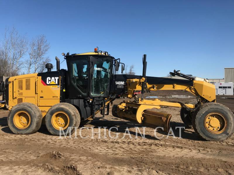 CATERPILLAR MOTORGRADER 140M2AWD equipment  photo 22