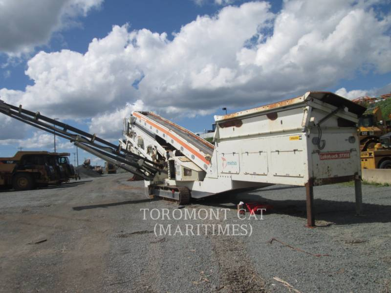 METSO CRIBLES ST358 equipment  photo 6