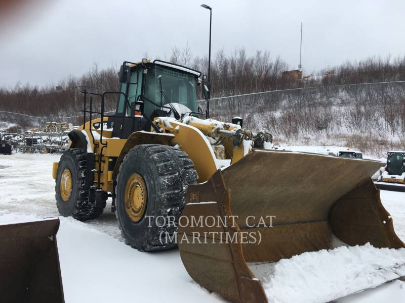 CATERPILLAR ŁADOWARKI KOŁOWE/ZINTEGROWANE NOŚNIKI NARZĘDZI 980 H equipment  photo 1