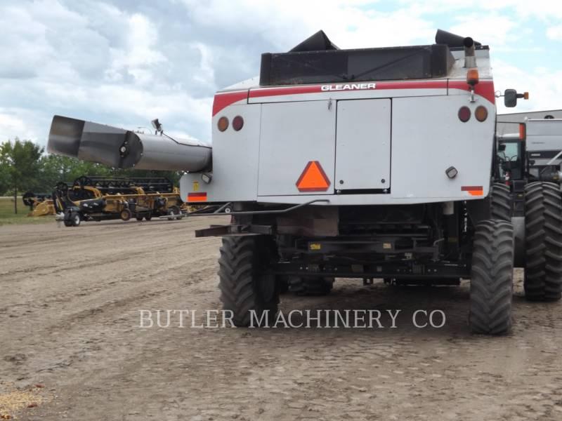 GLEANER KOMBAJNY S77 equipment  photo 4
