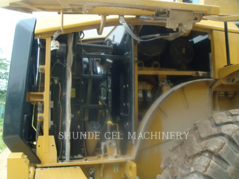 CATERPILLAR RADLADER/INDUSTRIE-RADLADER 950 GC equipment  photo 8