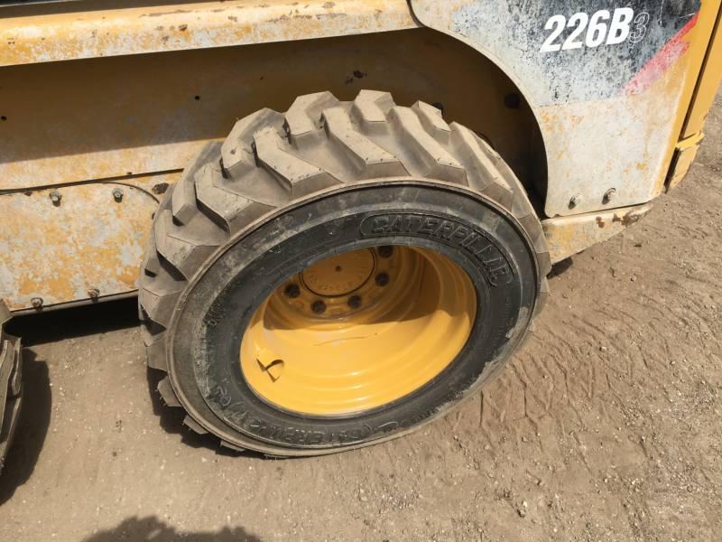 Caterpillar MINIÎNCĂRCĂTOARE RIGIDE MULTIFUNCŢIONALE 226B3 equipment  photo 12