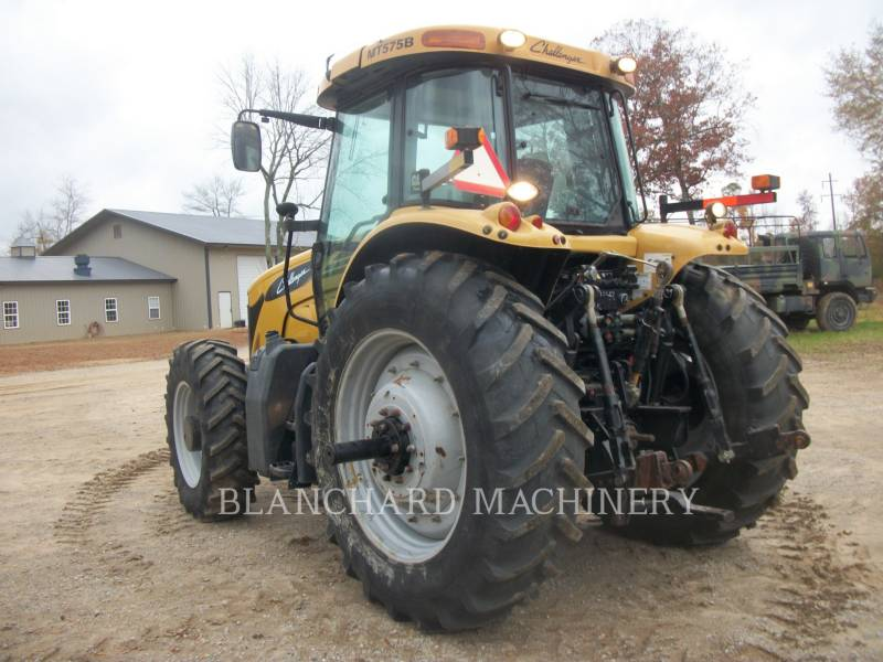 CHALLENGER TRACTORES AGRÍCOLAS MT575B equipment  photo 4