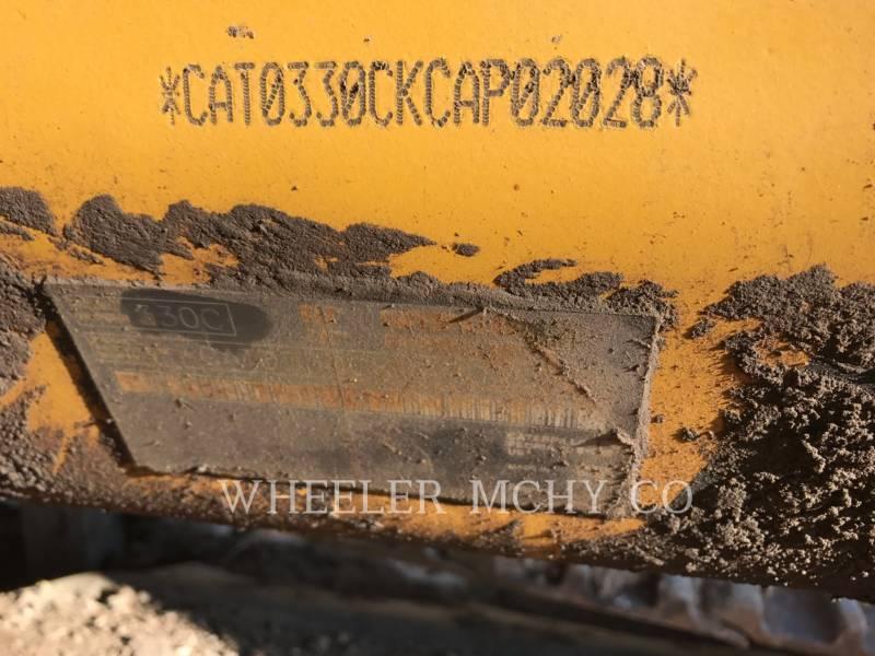 CATERPILLAR トラック油圧ショベル 330C L equipment  photo 8