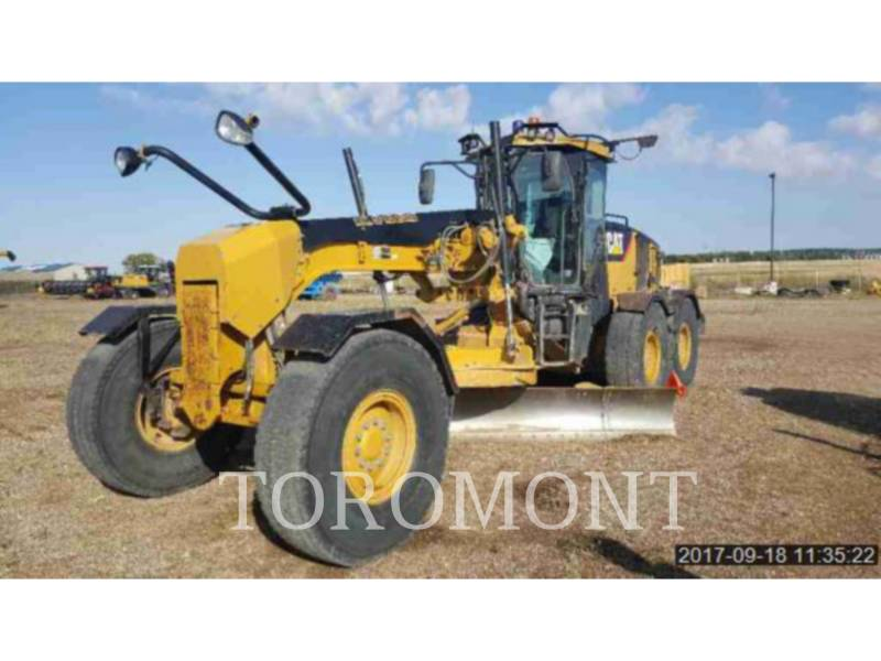CATERPILLAR NIVELEUSES 160M equipment  photo 2