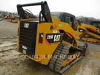 CATERPILLAR SKID STEER LOADERS 299D ACHF equipment  photo 2