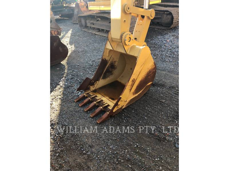 CATERPILLAR TRACK EXCAVATORS 314E CR equipment  photo 5