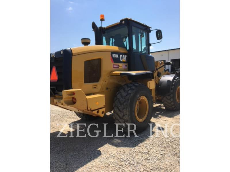 Caterpillar ÎNCĂRCĂTOR MINIER PE ROŢI 930K equipment  photo 2
