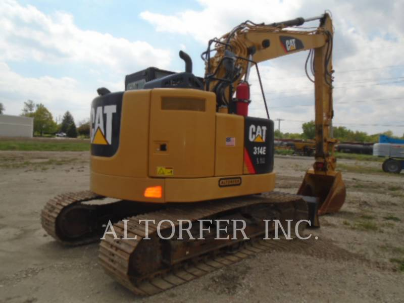 CATERPILLAR PELLES SUR CHAINES 314EL CR equipment  photo 6