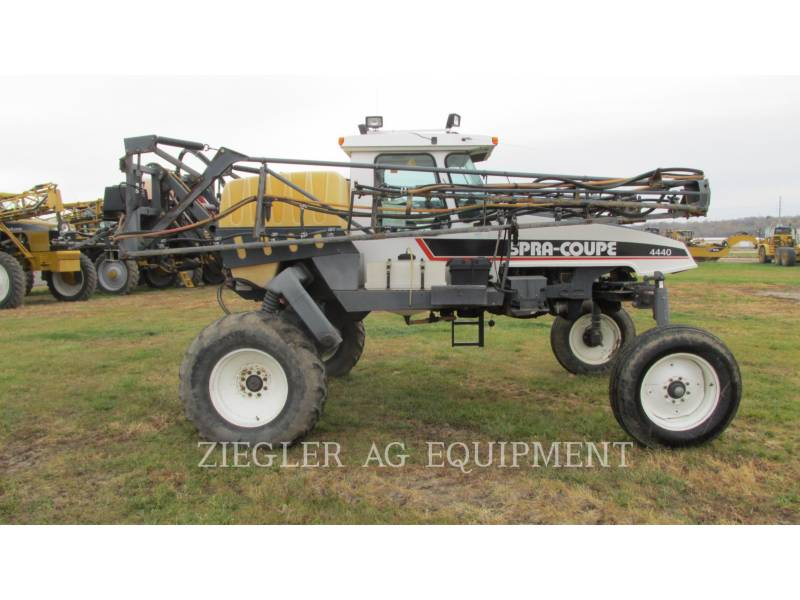 SPRA-COUPE PULVERIZADOR 4440 equipment  photo 7