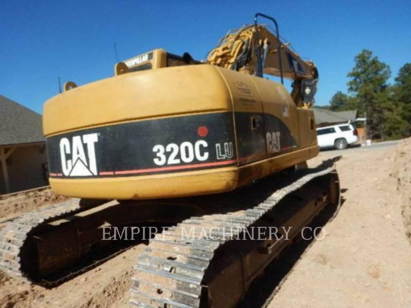 CATERPILLAR PELLES SUR CHAINES 320C LU equipment  photo 4