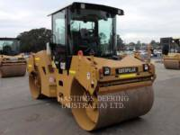 Equipment photo CATERPILLAR CB-534D 振动双碾轮沥青设备 1