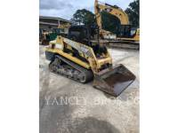 Equipment photo ASV POSI-TRACK RC85 SKID STEER LOADERS 1