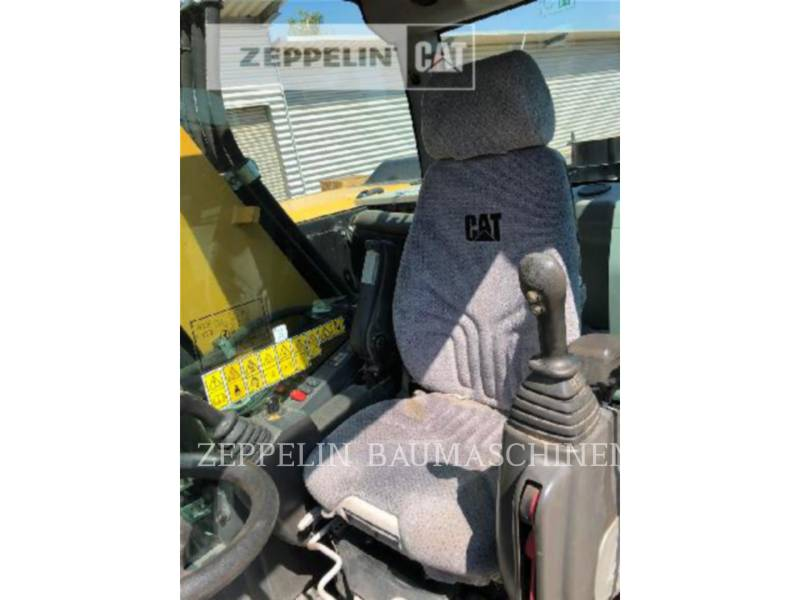CATERPILLAR WHEEL EXCAVATORS M320F equipment  photo 8