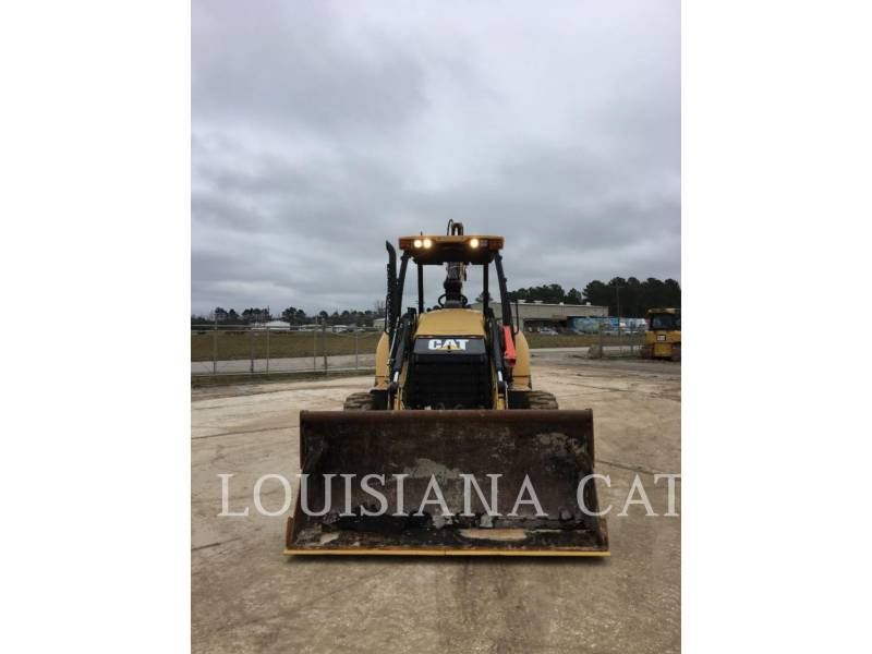 CATERPILLAR BACKHOE LOADERS 420FIT equipment  photo 8