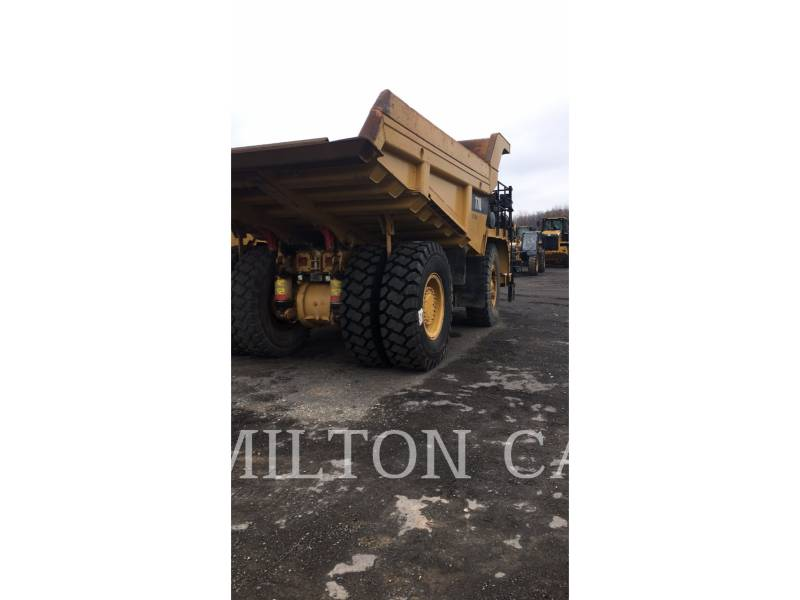 CATERPILLAR TOMBEREAUX DE CHANTIER 770 equipment  photo 4