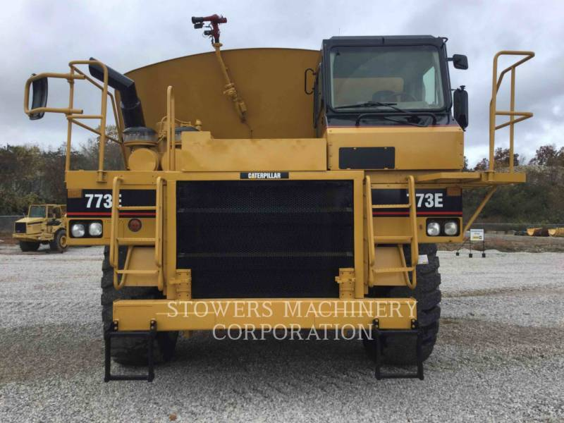 CATERPILLAR ARTICULATED TRUCKS 773E equipment  photo 6