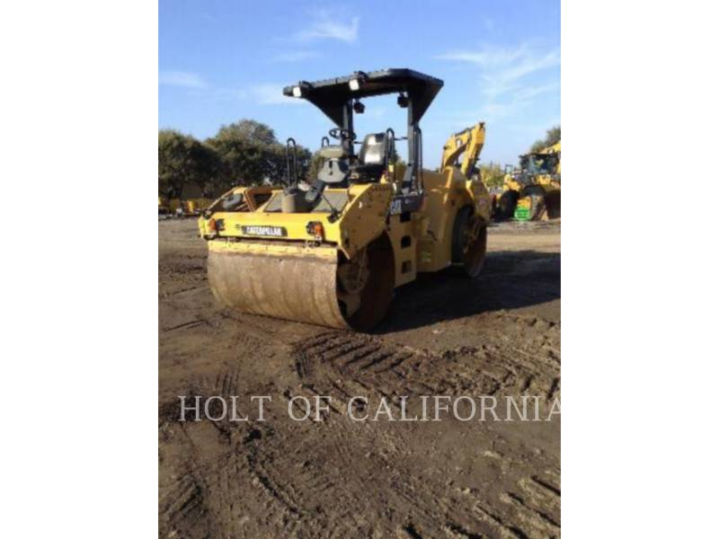 CATERPILLAR PAVIMENTADORES DE ASFALTO CB54 equipment  photo 2