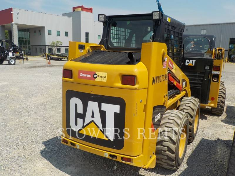 CATERPILLAR KOMPAKTLADER 226B3 CAB equipment  photo 4