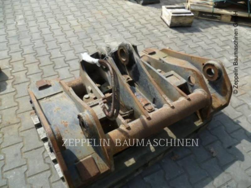 VERACHTERT AG - HECKBAGGER-ARBEITSGERÄT Schnellwechsler 966H equipment  photo 3