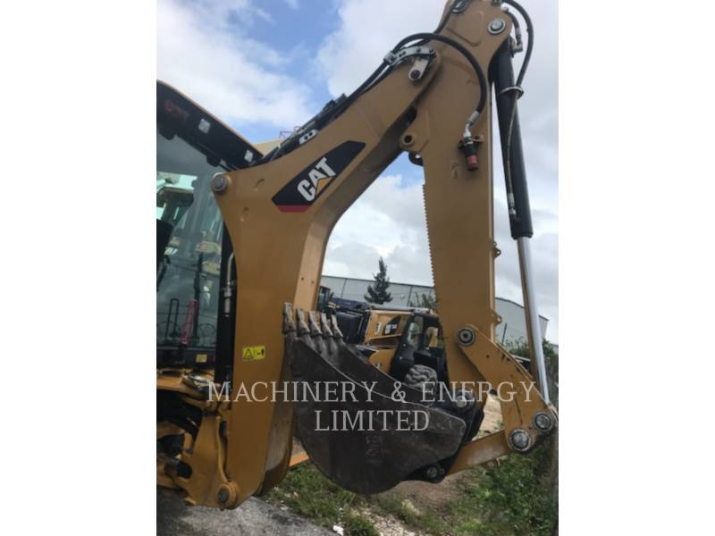 CATERPILLAR BAGGERLADER 420F2STLRC equipment  photo 2