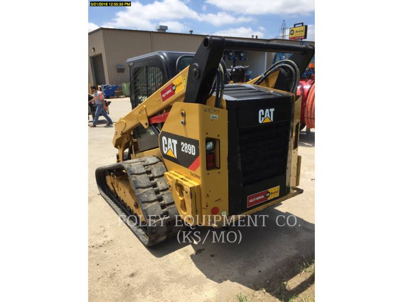 CATERPILLAR CARGADORES MULTITERRENO 289DSTD2CA equipment  photo 3