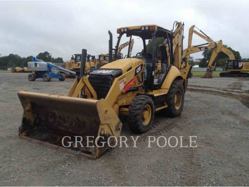 CATERPILLAR RETROESCAVADEIRAS 420F/4MT equipment  photo 3