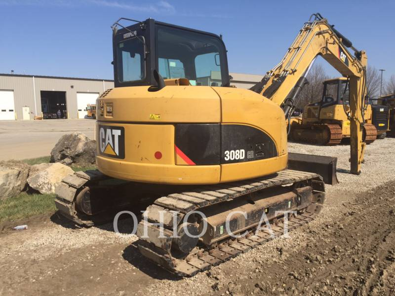 CATERPILLAR EXCAVADORAS DE CADENAS 308DCR SB equipment  photo 3