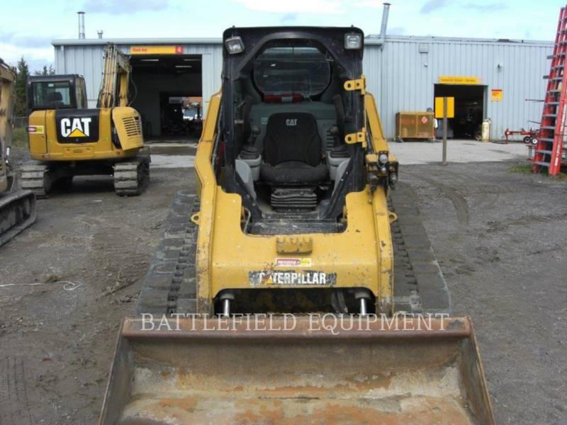 CATERPILLAR 多様地形対応ローダ 289C equipment  photo 2