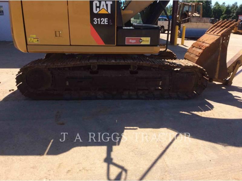 CATERPILLAR TRACK EXCAVATORS 312E 9 equipment  photo 23