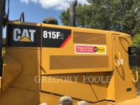CATERPILLAR TRACTEURS SUR PNEUS 815F II equipment  photo 9