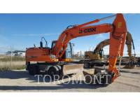 DOOSAN INFRACORE AMERICA CORP. TRACK EXCAVATORS DX190W-3 equipment  photo 1