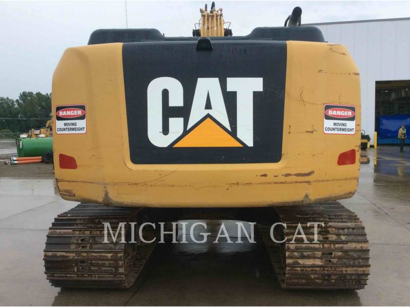 CATERPILLAR KETTEN-HYDRAULIKBAGGER 320EL equipment  photo 6