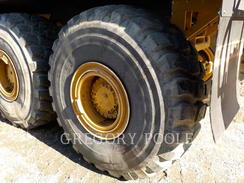Caterpillar CAMIOANE ARTICULATE 740B equipment  photo 20