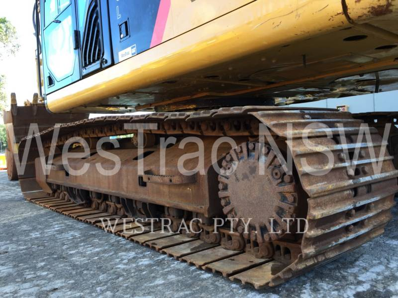 CATERPILLAR KETTEN-HYDRAULIKBAGGER 320EL equipment  photo 9