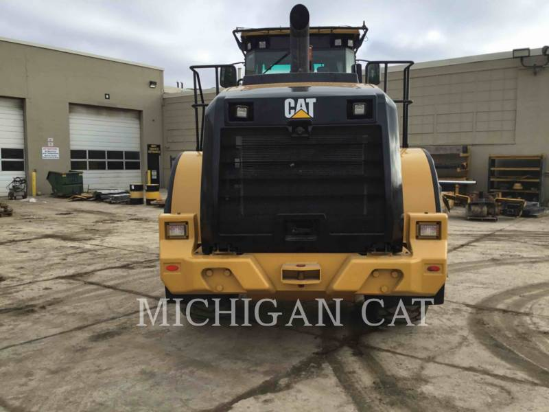 CATERPILLAR WHEEL LOADERS/INTEGRATED TOOLCARRIERS 950K R equipment  photo 11