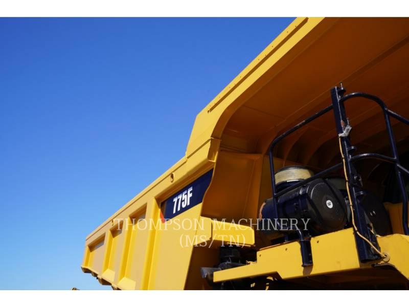 CATERPILLAR OFF HIGHWAY TRUCKS 775F equipment  photo 15