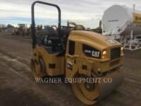 CATERPILLAR TANDEMOWY WALEC WIBRACYJNY DO ASFALTU (STAL-STAL) CB34B equipment  photo 2