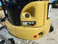 CATERPILLAR トラック油圧ショベル 303.5E2CR equipment  photo 23