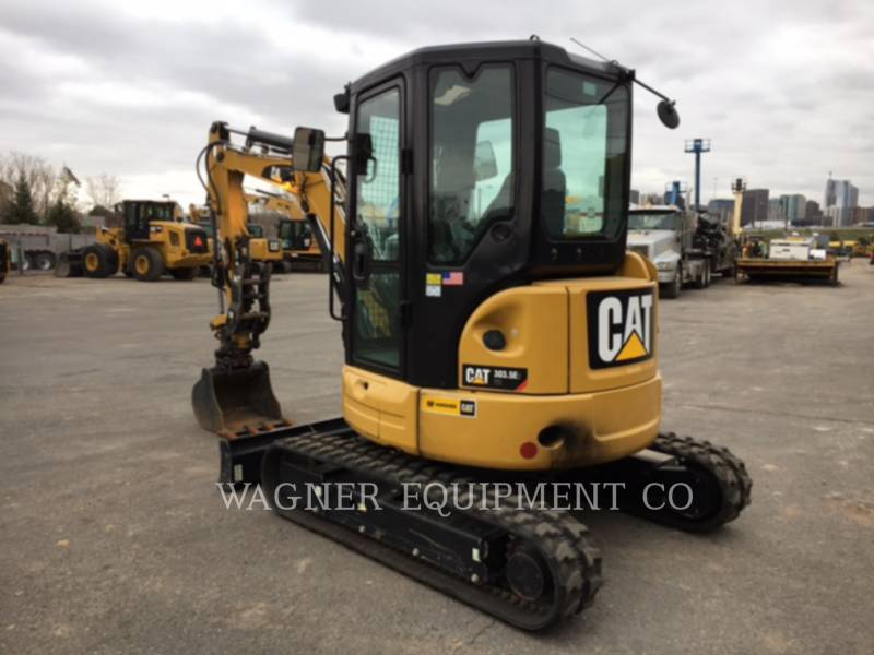 CATERPILLAR EXCAVADORAS DE CADENAS 303.5E2 TB equipment  photo 4