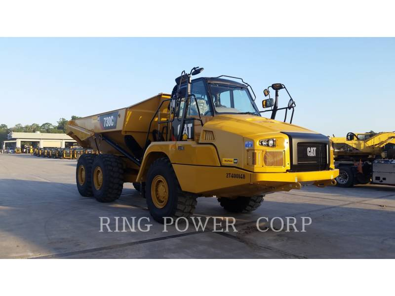 CATERPILLAR ARTICULATED TRUCKS 730C2TG equipment  photo 2